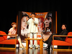Jackie Chan Captivating the Audience