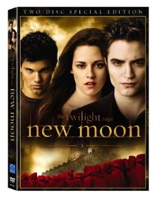 DVD New Moon On Sale!!