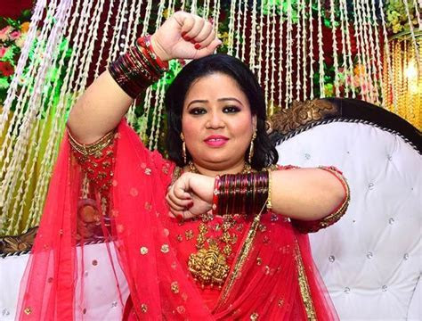 Bharti Singh on chat show Juzabaat: My mother had wanted