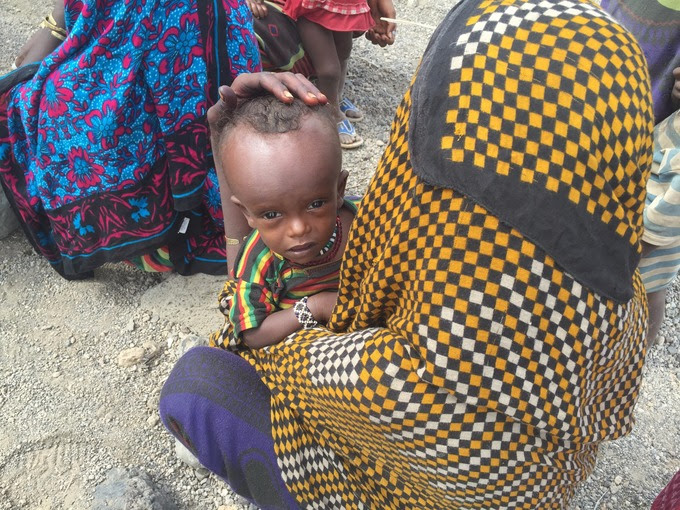 The Ethiopian government has committed £270 million to combat drought but it is overwhelmed by the scale of the crisis.