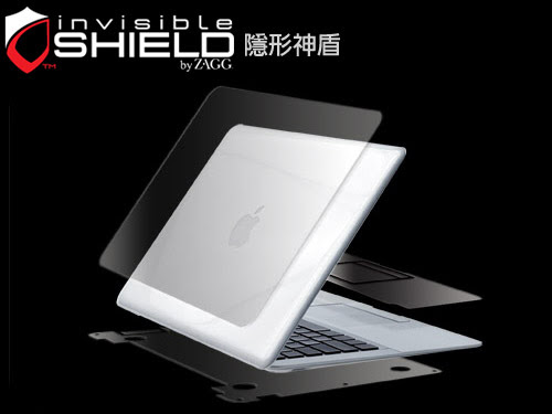 invisibleSHIELD 隱形神盾 for MacBook