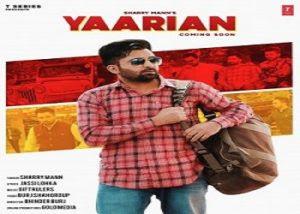 Yaarian_Sharry_Lyrics_Maan