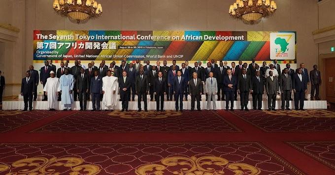 Concluye VII cumbre UA-Japón con contundentes advertencias sobre la influencia china en África