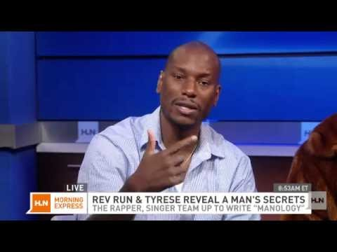 tyrese and sasha relationship advice