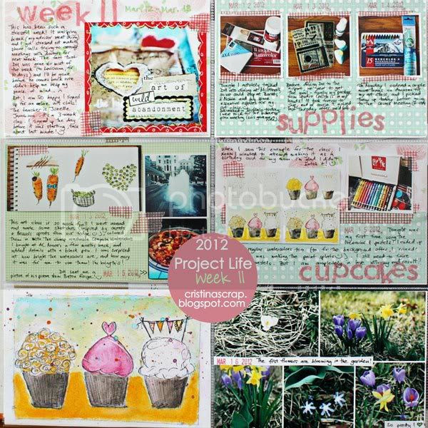 Project Life - Week 11