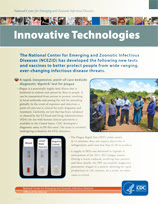 Cover page for Innovative Technologies