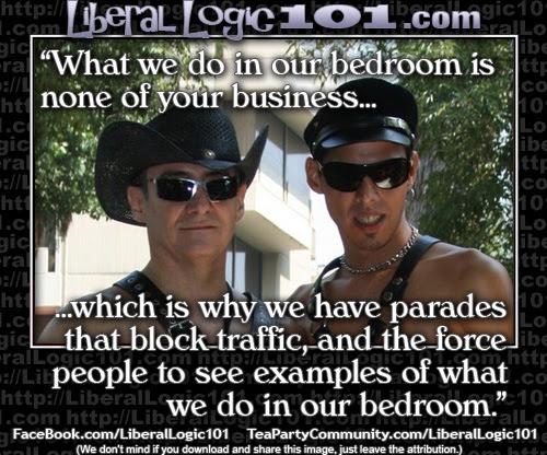 Homo-liberal-logic