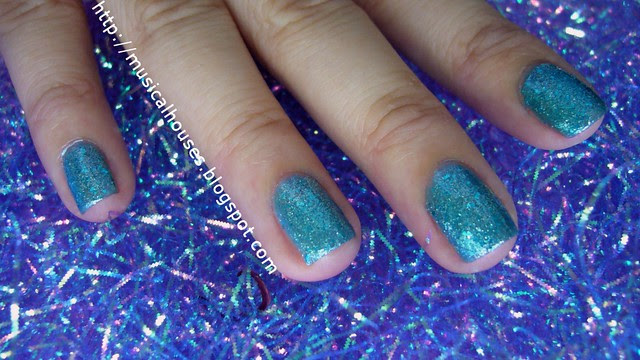 jelly sandwich manicure 4