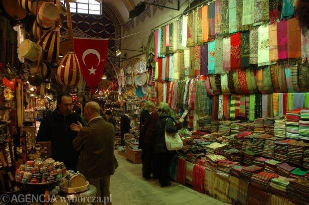 Turcja, Stambuł, Grand Bazar