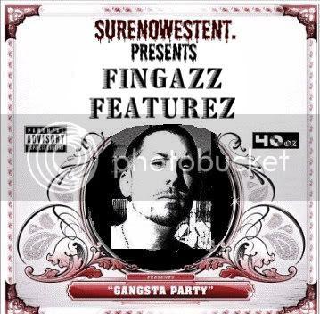 SurenoWestEnt. Presents Fingazz Featurez