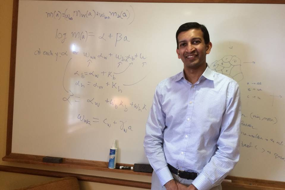 Harvard economist Raj Chetty believes bad neighborhoods and bad teachers rob poor children of the chance to climb into the middle class.
