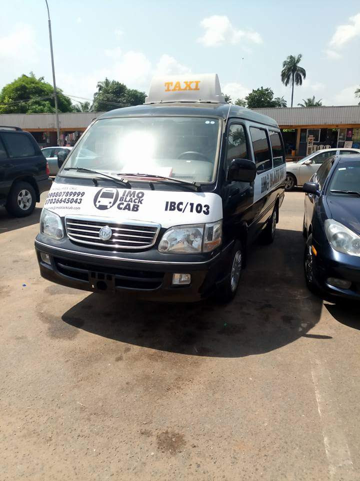 Imo Black Cab: Innoson Buses Replace Keke In Owerri (Photos)