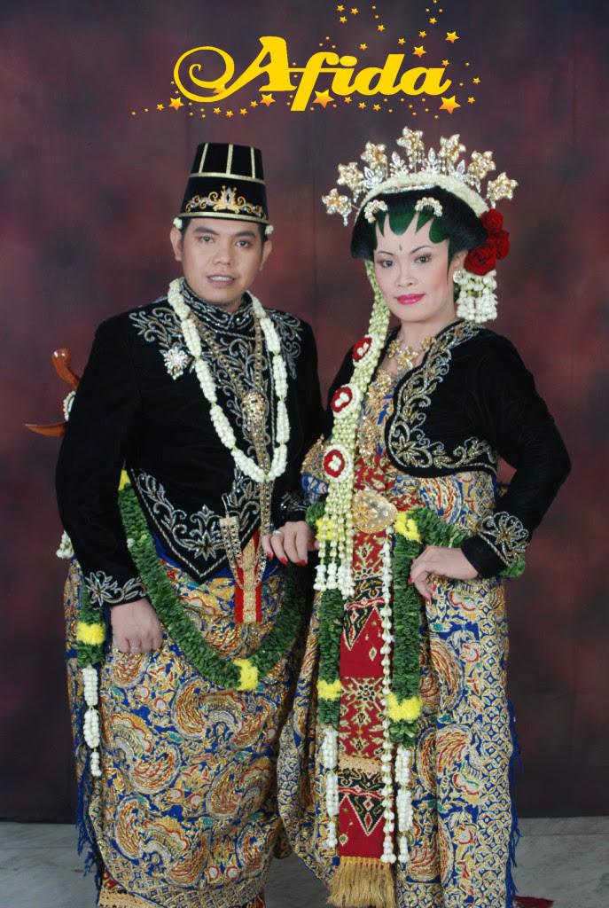 Gambar Baju Dodotan Pengantin baju pengantin solo putri