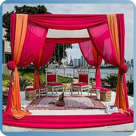 Round Indian Wedding Mandap Designs   Buy Indian Wedding