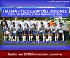 Abertas as inscrições para equipes da região da 10ª Copa Metropolitana de base