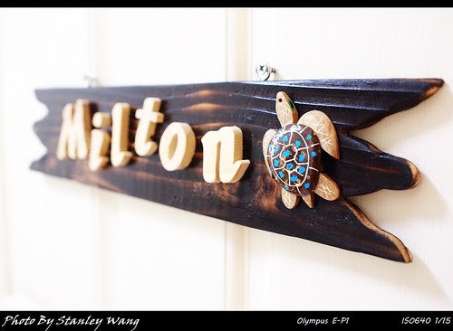 Milton房間