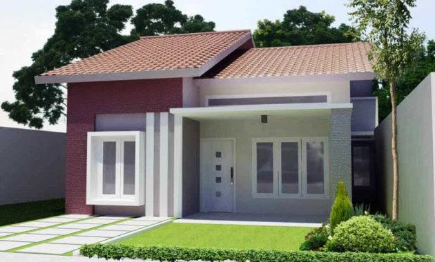 730 Koleksi Gambar Rumah Minimalis Asri Sederhana Gratis Terbaru