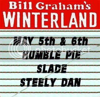 Winterland May, 1973