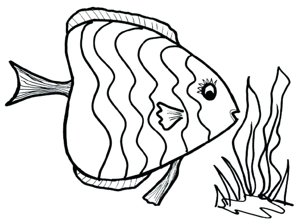 Sea Fish Coloring Pages at GetColorings.com | Free ...