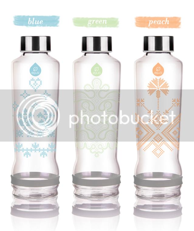 fashion blogger Linz lavivavera equa bottles