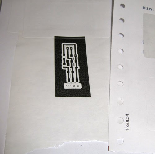 Farnell label