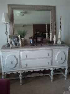 Hand Painted Furniture on Pinterest