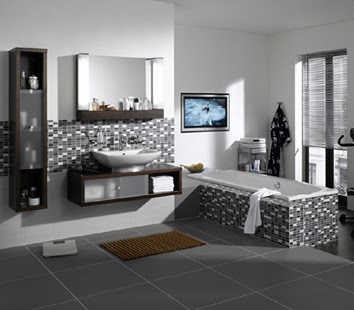 Bathroom Layout on All Work Carried Out To The Highest Professional Standards