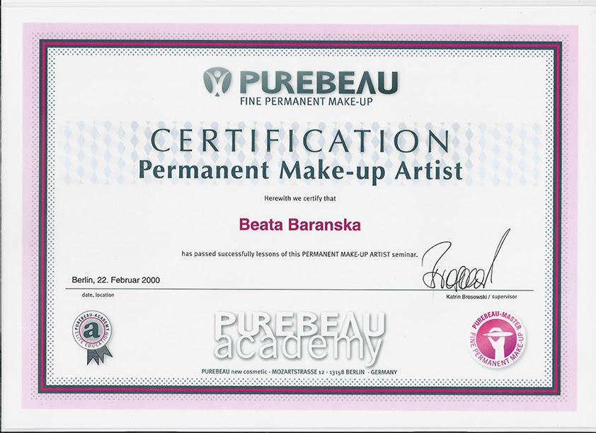 Makeup Artist Certification Online