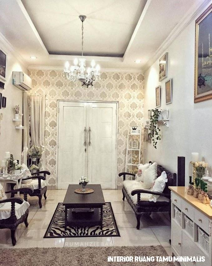 Contoh Tegel Ruang Tamu | Ide Rumah Minimalis