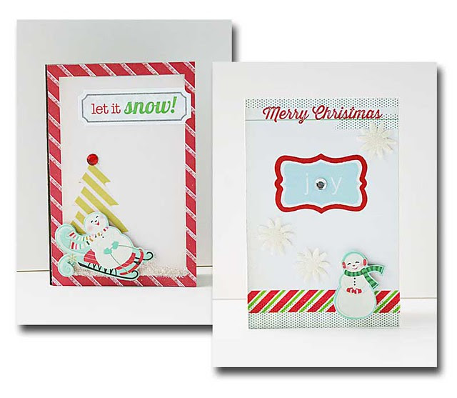 Snowmen-Christmas-cards
