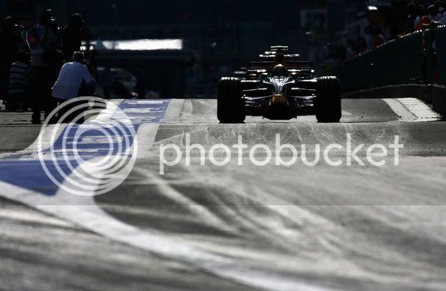 Pitlane GP Japon 2008