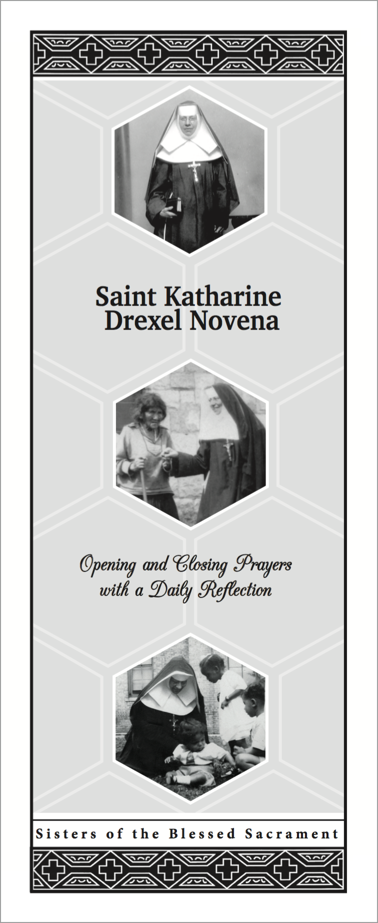 Pray the Saint Katharine Drexel Novena with Us