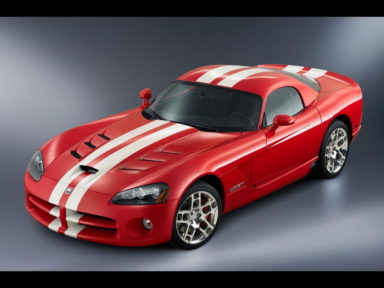 2009 Dodge Viper SRT10 photos