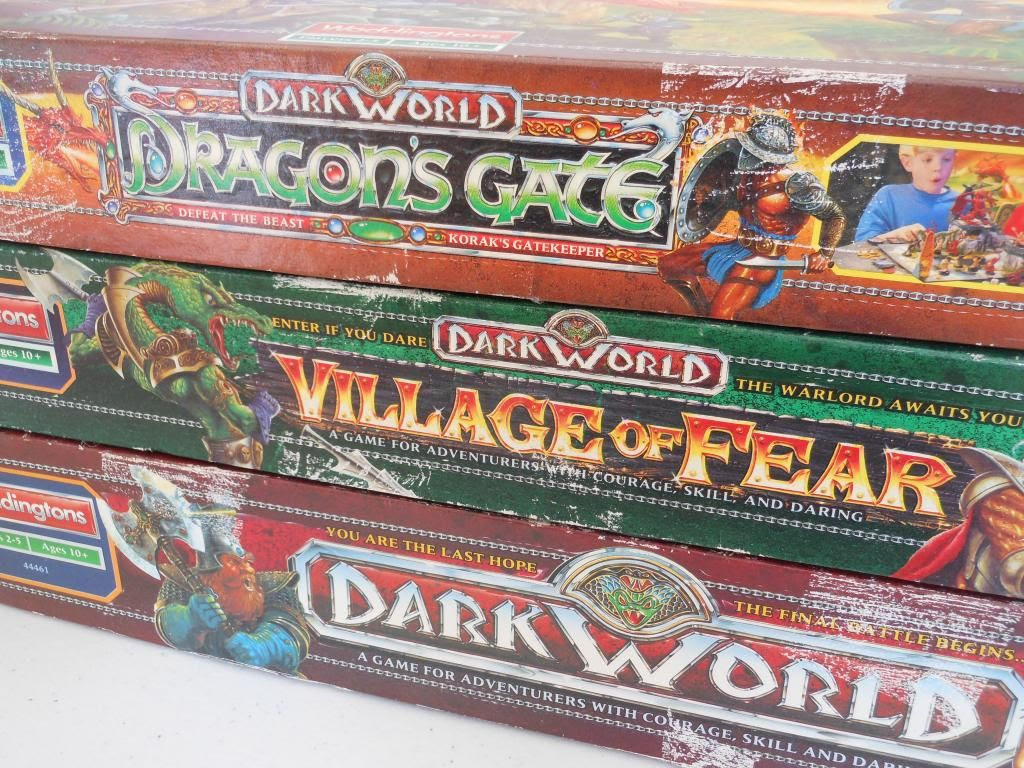 Dark World games