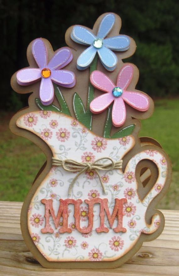 Homemade Mothers Day Greeting Card Ideas Family Holidaynetguide