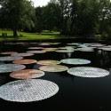 Impresionantes Bruce Munro Instalaciones LED iluminan los jardines de Longwood (2) Cortesía de Bruce Munro