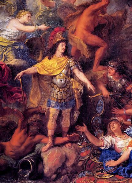 Fichier:Louis XIV - Charles le Brun.jpg
