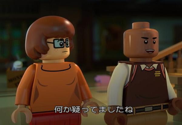 Lego ちびまる子ちゃんみぎわさん永沢君 レゴへのボケ53579467