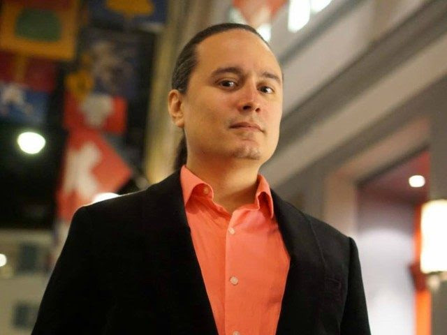 former Google employee Manuel Amador