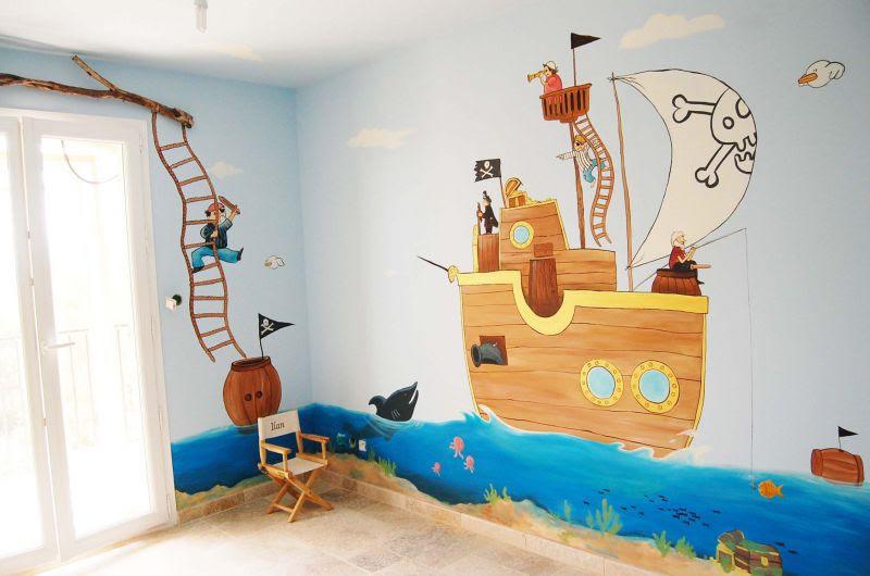 Maxalae invitation pour anniversaire de chevalier anniversaire enfant - Decoration chambre pirate ...