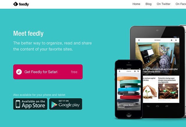 001 Feedly Signup Screen