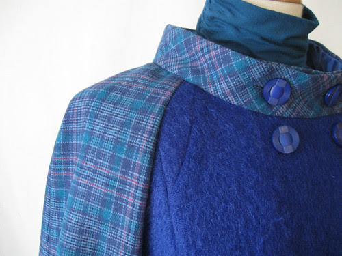 StyleArc jacket pieced