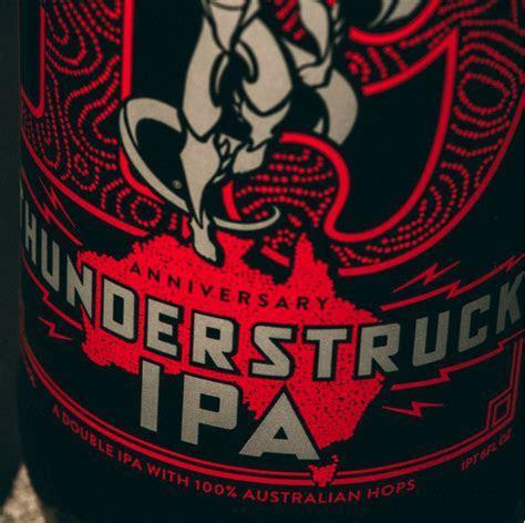 Stone 19th Anniversary Thunderstruck