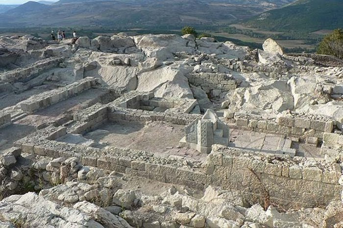 Perperikon Fortress