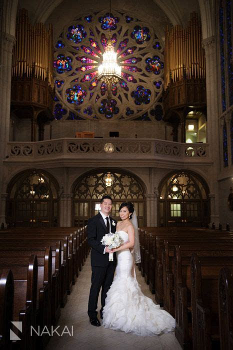 St James Chapel (Quigley Center) Chicago wedding ceremony