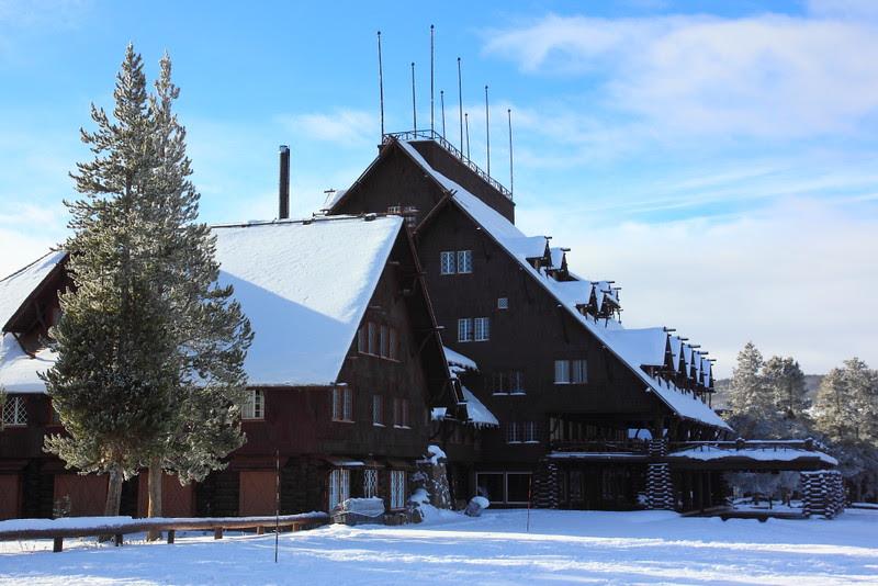 IMG_0560 Old Faithful Inn in Winter, Yellowstone National Park