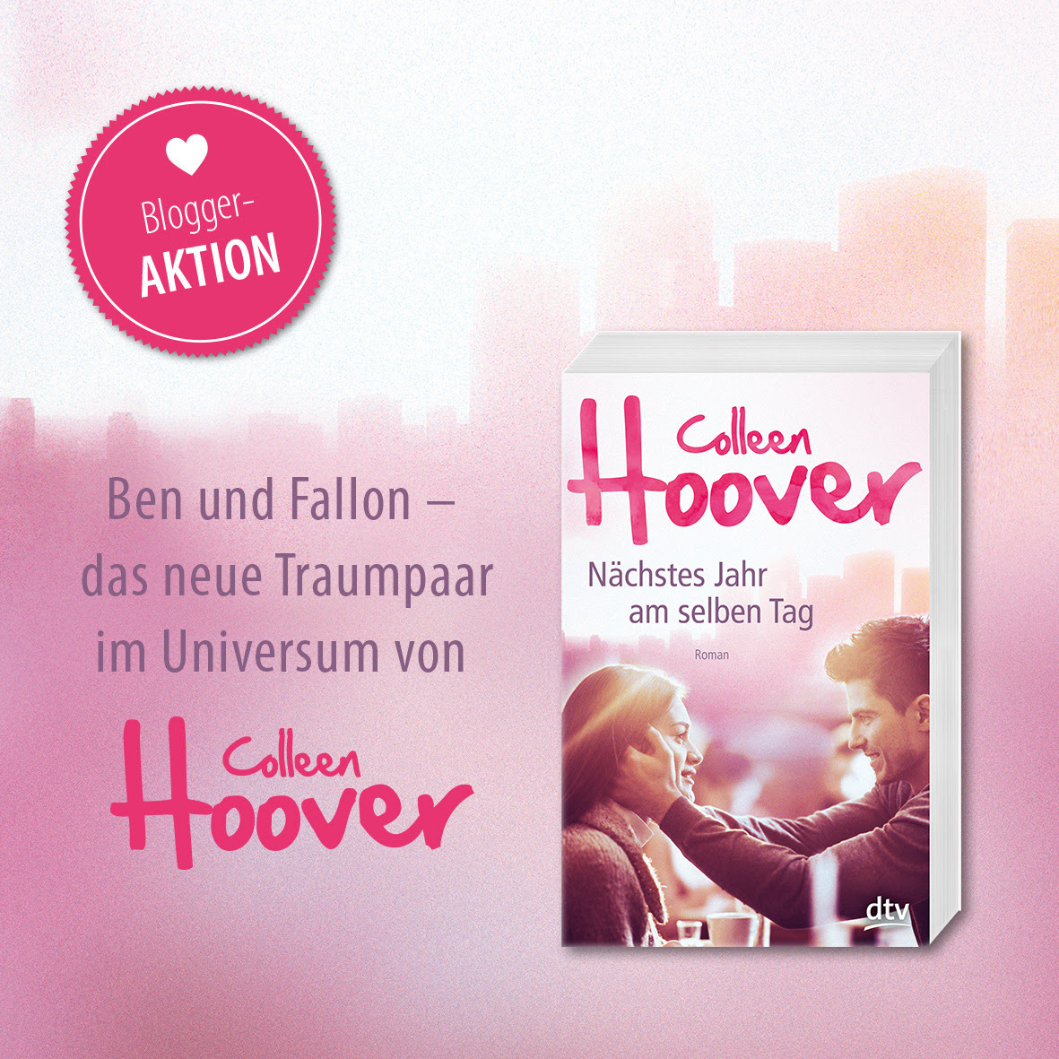Colleen Hoovers neuer Roman