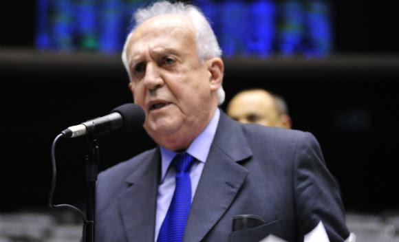 Jarbas é ferrenho adversário de Lula, mas ele acredita que o procurador fez acusações contra o ex-presidente de forma 'adjetivada'. Divulgação/Câmara dos Deputados
