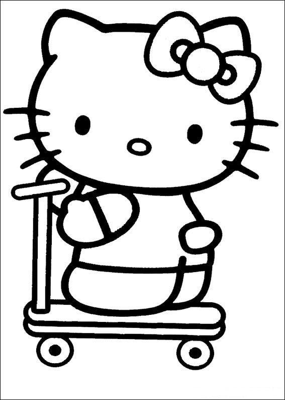 hello kitty zum ausmalen mandalas hello kitty kostenlos