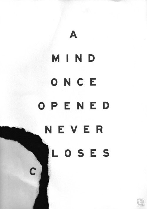 Life Quotes Mind Saying Open Mind Roua199